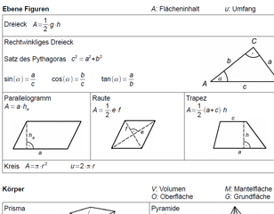 aufgabe pythagoras in pyramide